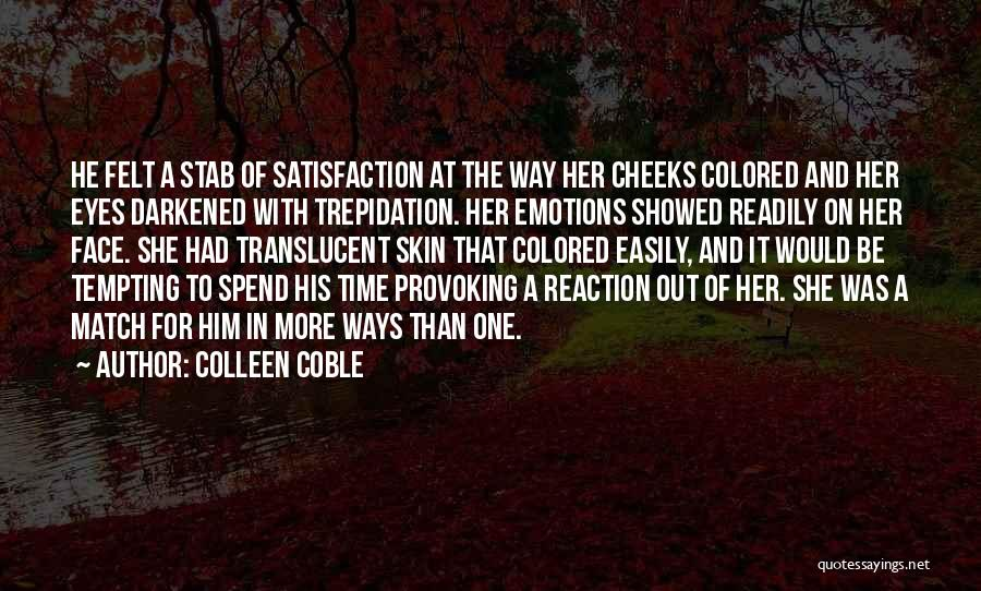 Colleen Coble Quotes 924365