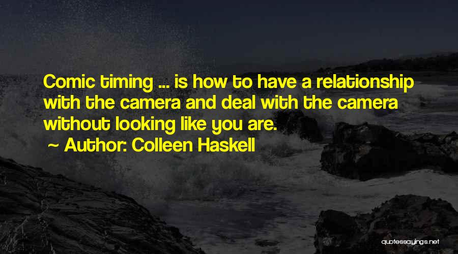 Colleen Haskell Quotes 1379289