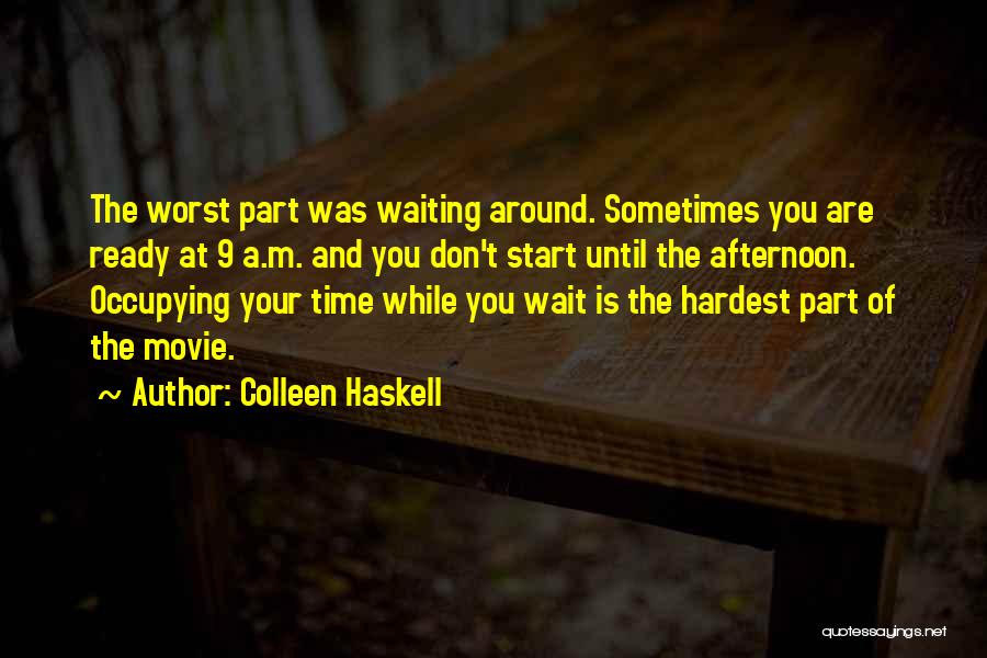 Colleen Haskell Quotes 1642431