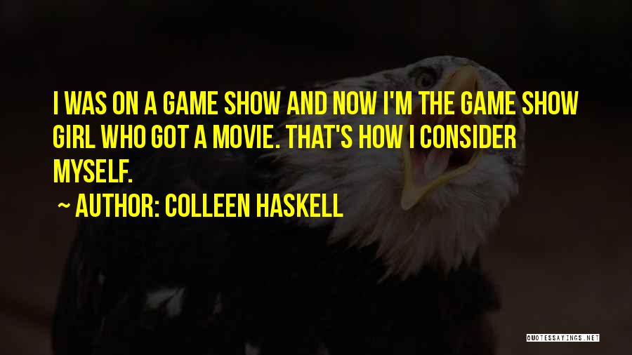Colleen Haskell Quotes 1724871