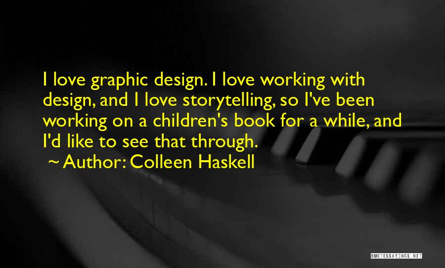 Colleen Haskell Quotes 884917