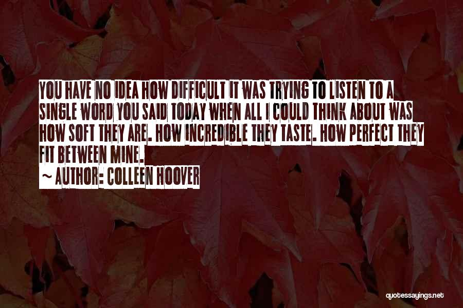 Colleen Hoover Quotes 1720921