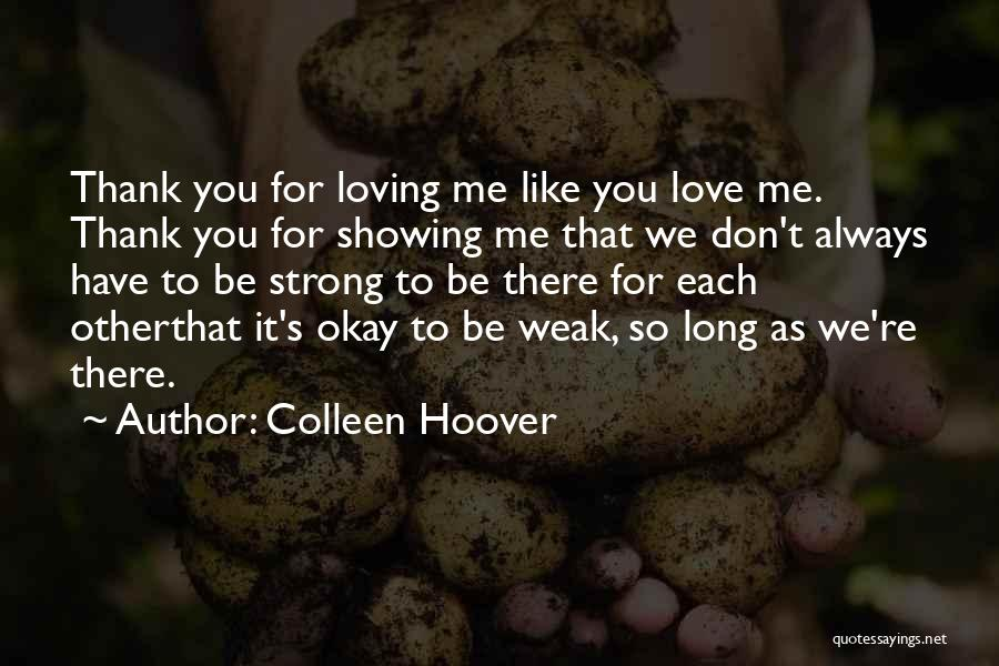 Colleen Hoover Quotes 268949