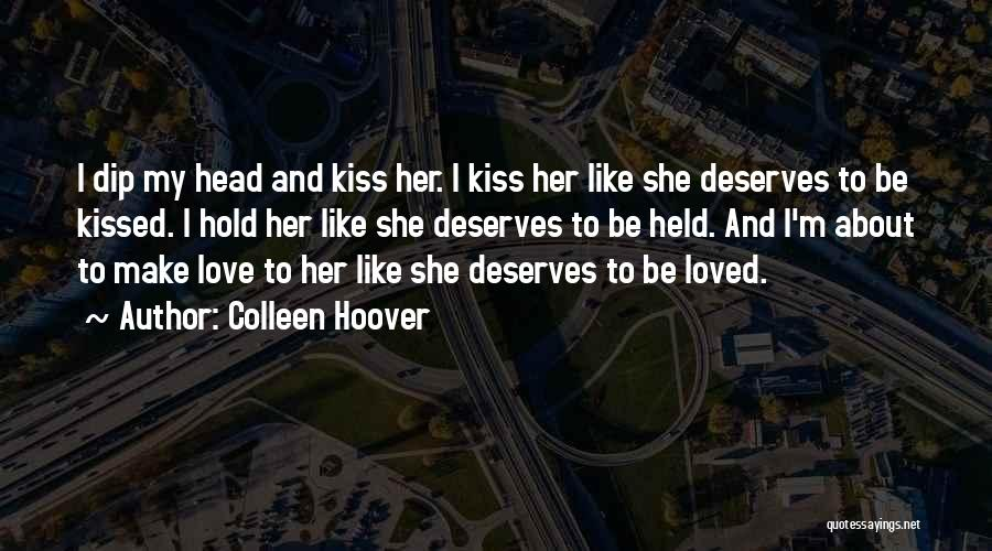Colleen Hoover Quotes 303881