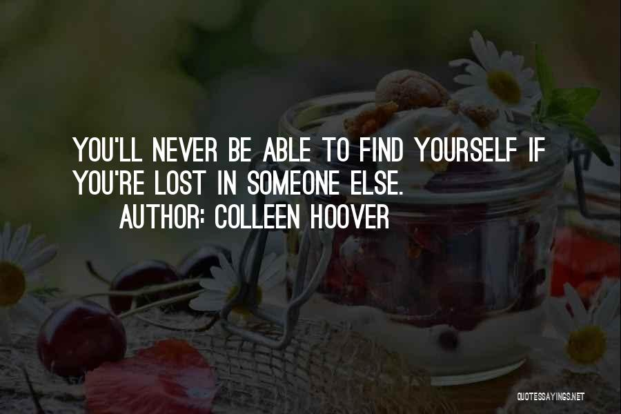 Colleen Hoover Quotes 540807