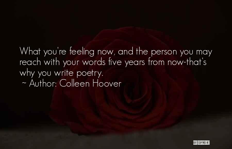 Colleen Hoover Quotes 619511