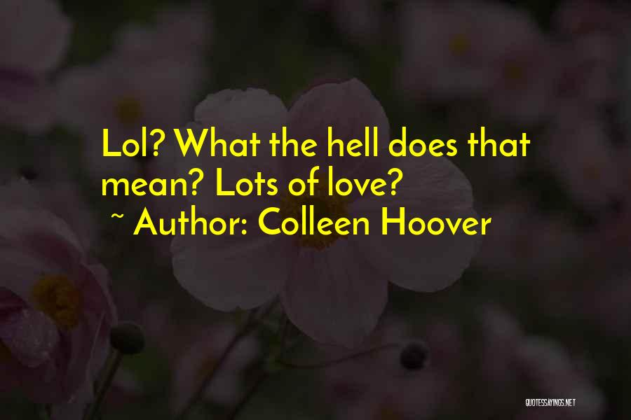 Colleen Hoover Quotes 975136