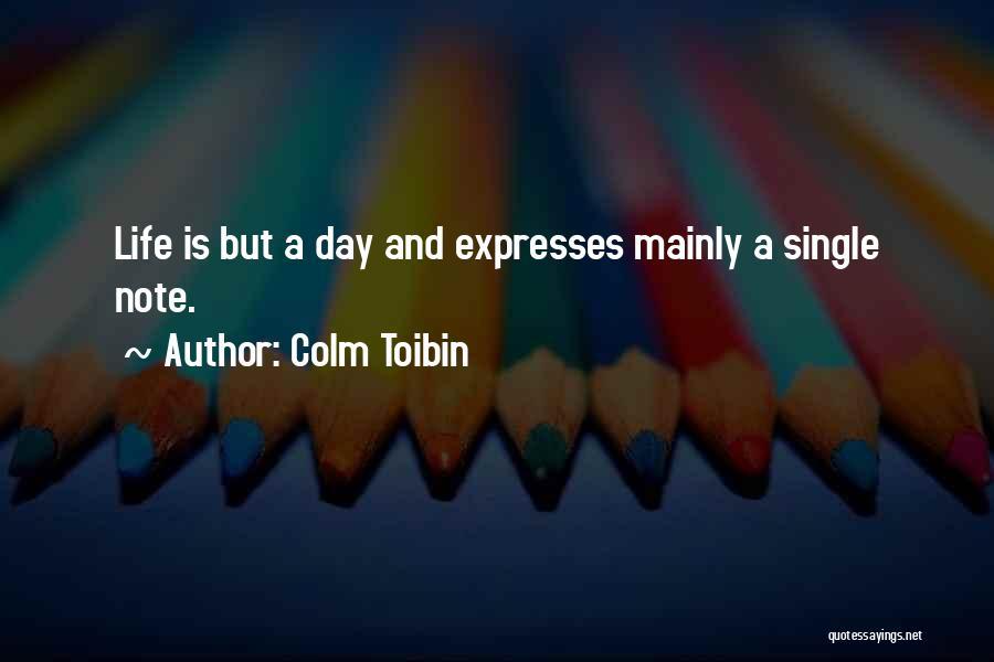 Colm Toibin Quotes 1268816