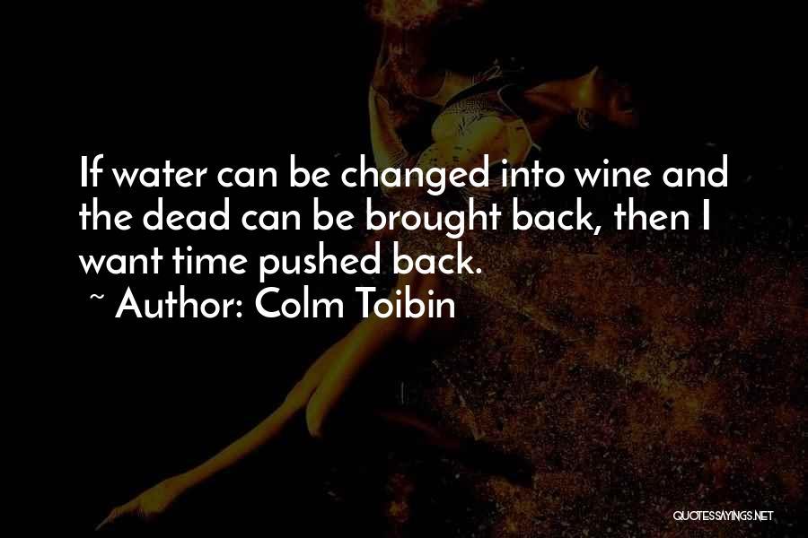 Colm Toibin Quotes 1269304