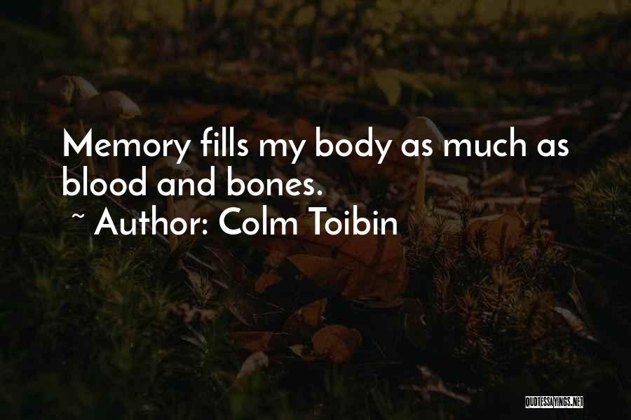 Colm Toibin Quotes 1437948