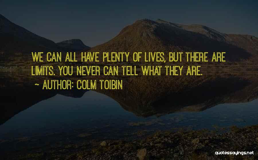 Colm Toibin Quotes 1574361