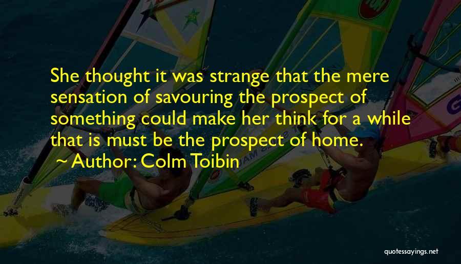 Colm Toibin Quotes 1650133