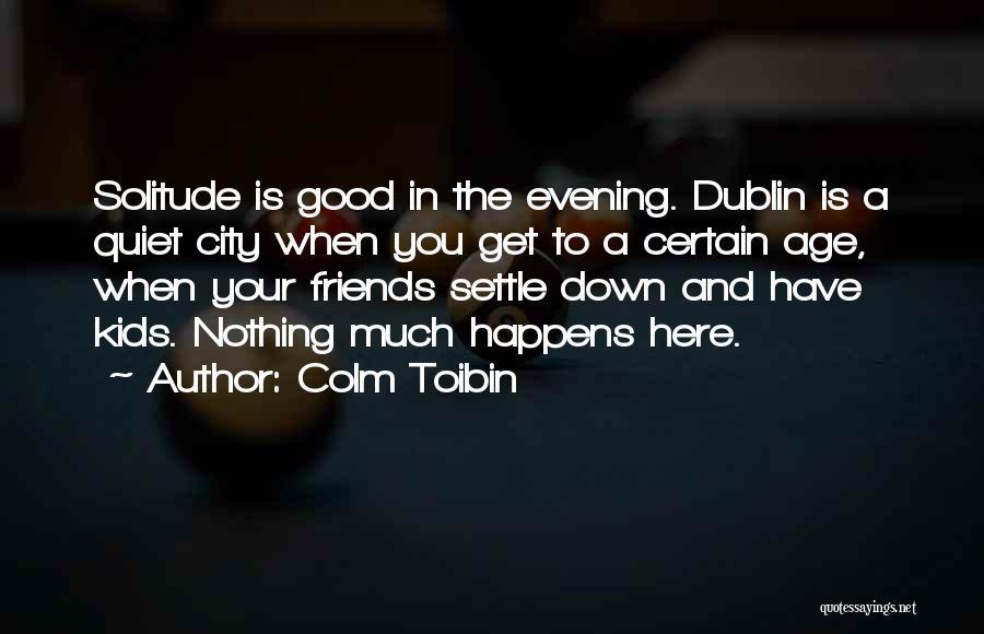 Colm Toibin Quotes 1961488