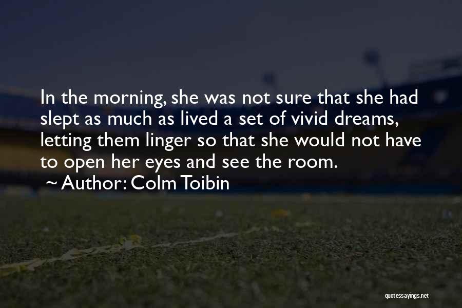 Colm Toibin Quotes 1982414