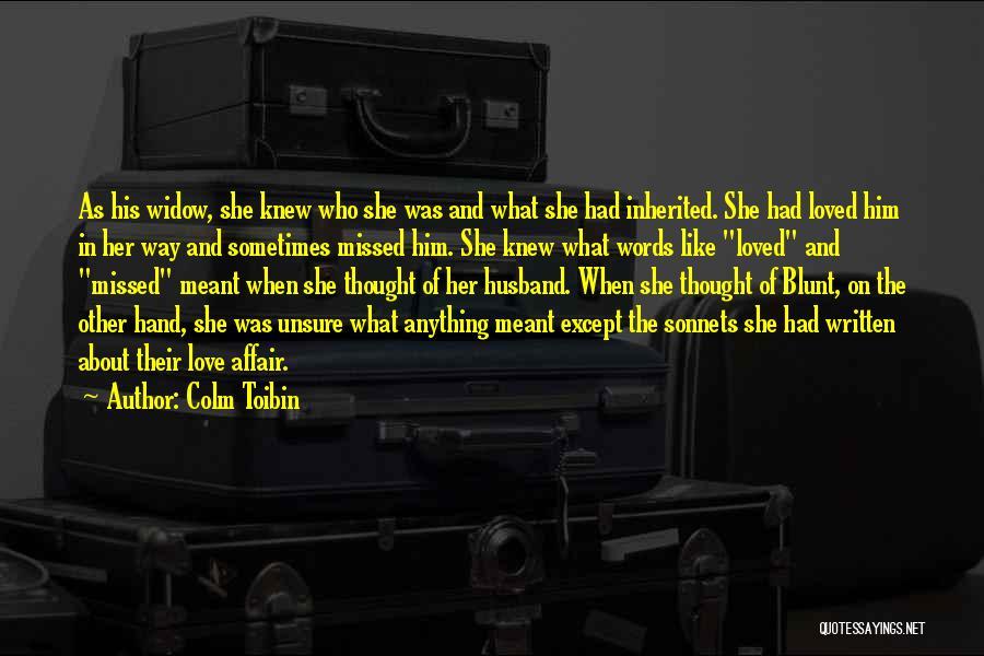 Colm Toibin Quotes 1992479