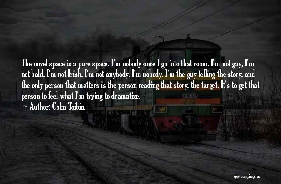 Colm Toibin Quotes 392250