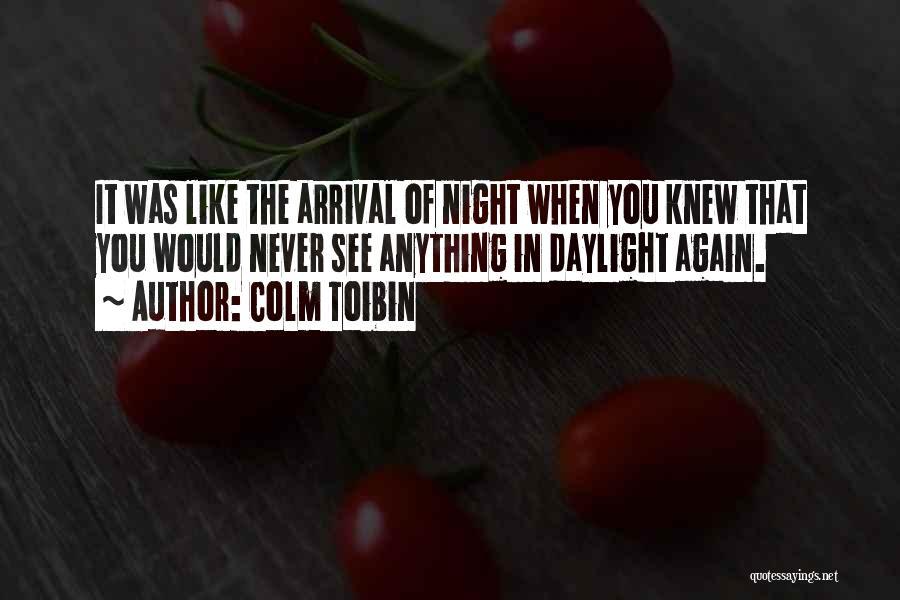 Colm Toibin Quotes 459648