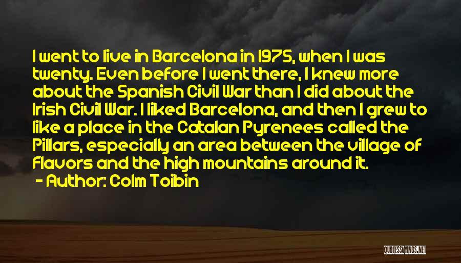Colm Toibin Quotes 573453