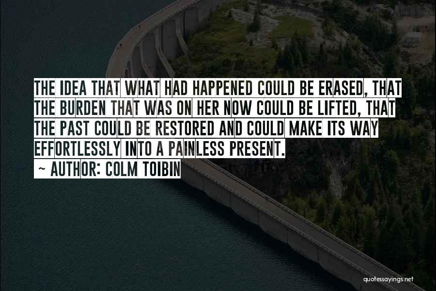 Colm Toibin Quotes 641562