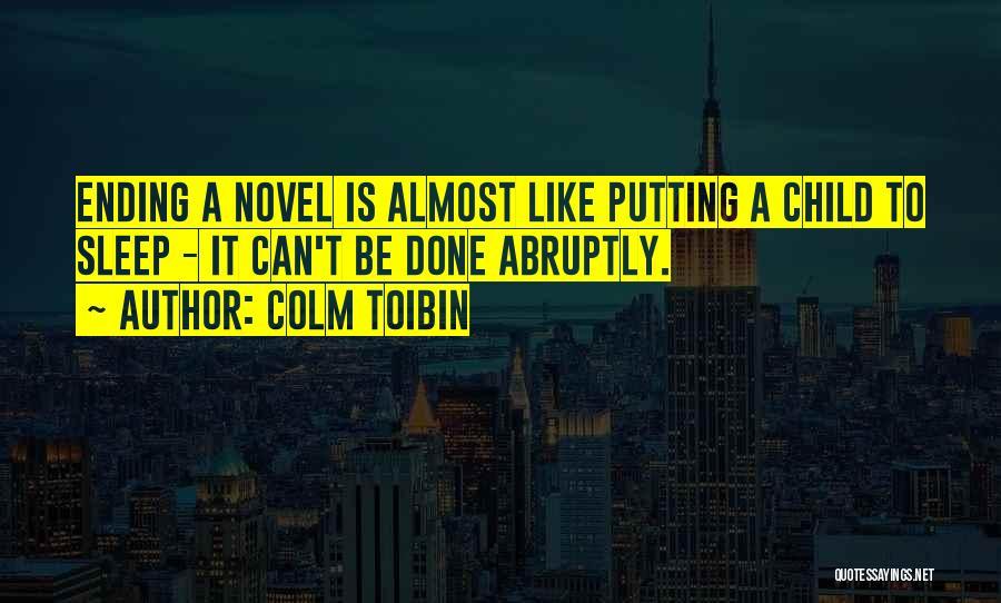 Colm Toibin Quotes 75933