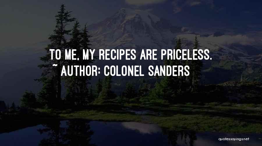 Colonel Sanders Quotes 391314