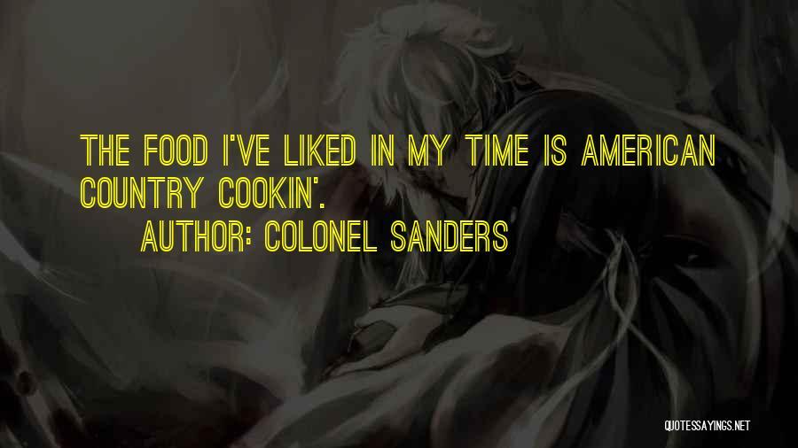 Colonel Sanders Quotes 584745