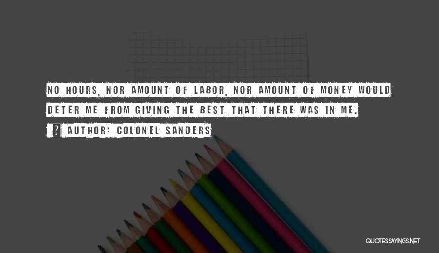 Colonel Sanders Quotes 622806