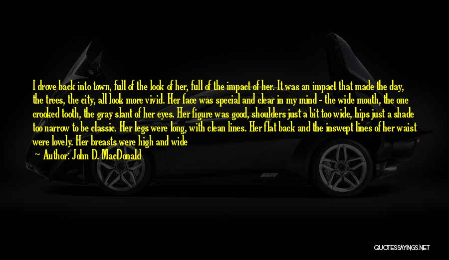 Coloring Outside The Lines Quotes By John D. MacDonald