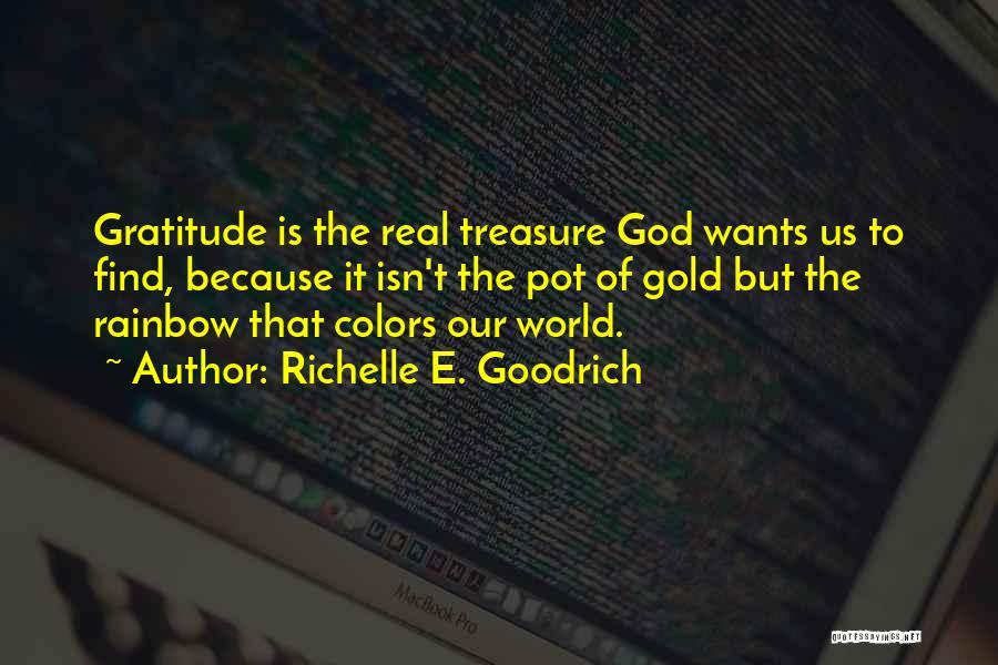 Colors Of The Rainbow Quotes By Richelle E. Goodrich