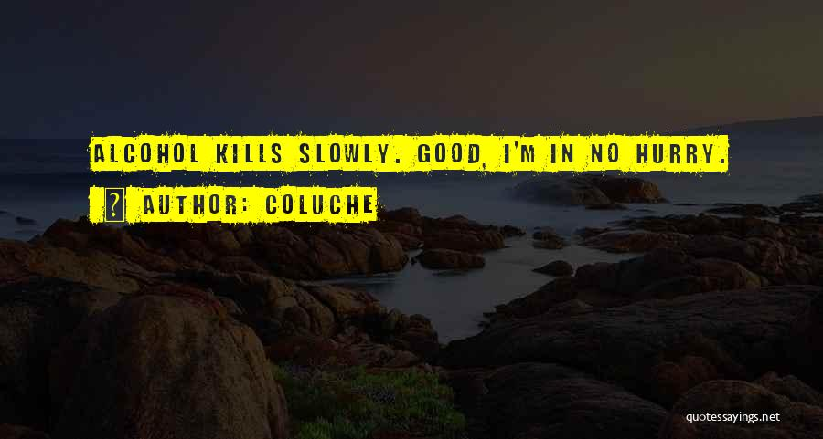 Coluche Best Quotes By Coluche