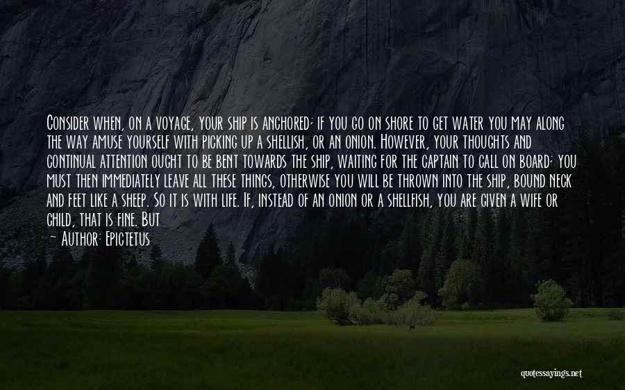 Come Along Quotes By Epictetus
