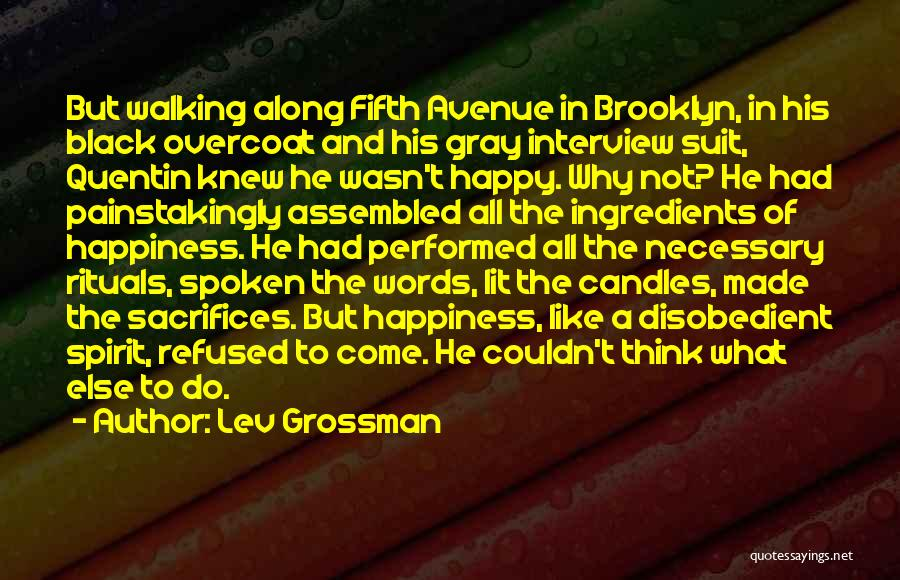 Come Along Quotes By Lev Grossman