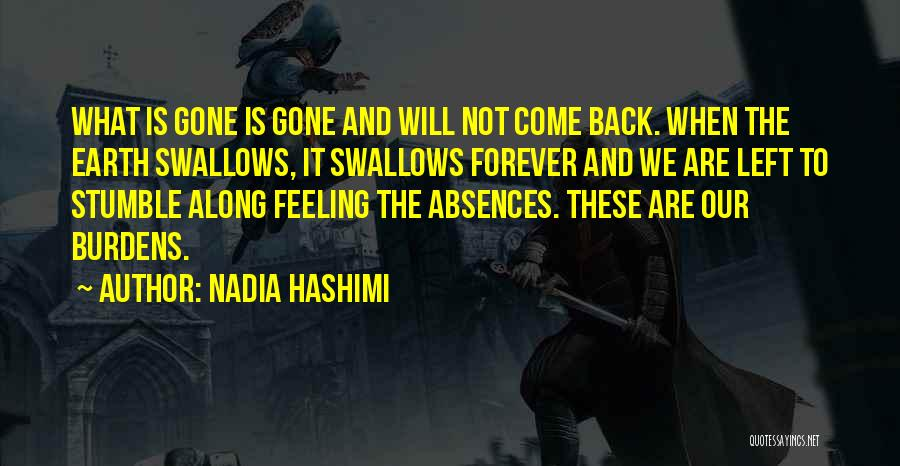 Come Along Quotes By Nadia Hashimi