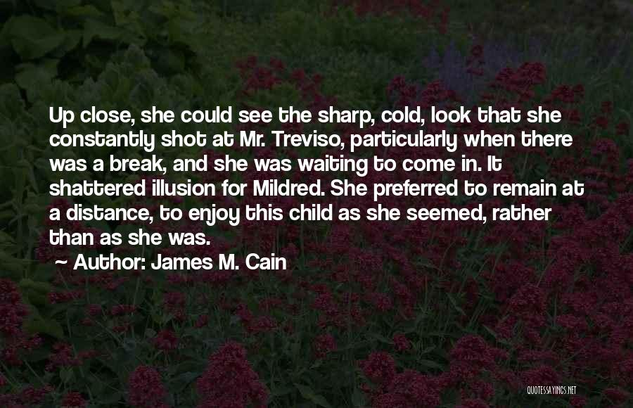 Come And Enjoy Quotes By James M. Cain