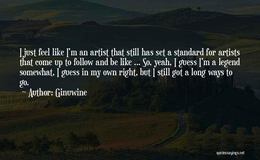 Come And Go Quotes By Ginuwine