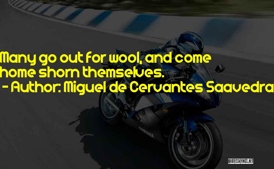 Come And Go Quotes By Miguel De Cervantes Saavedra