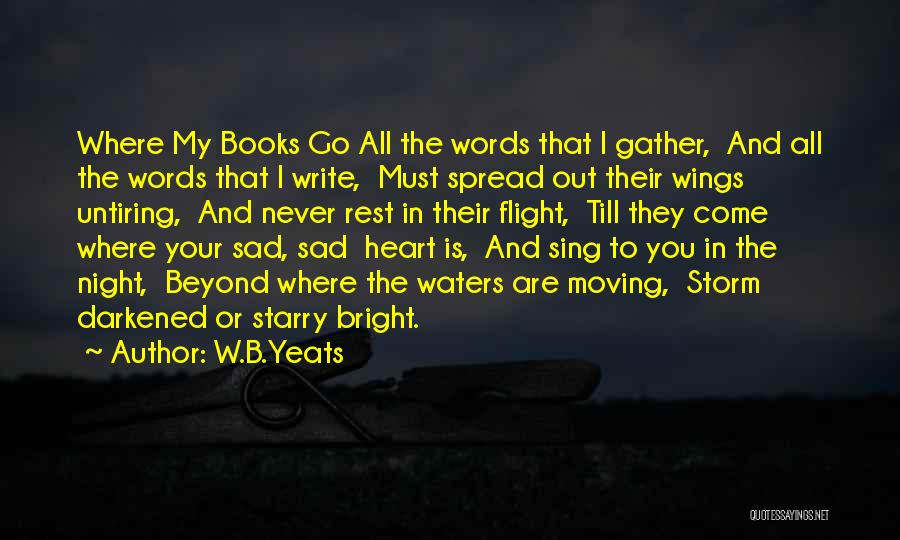Come And Go Quotes By W.B.Yeats