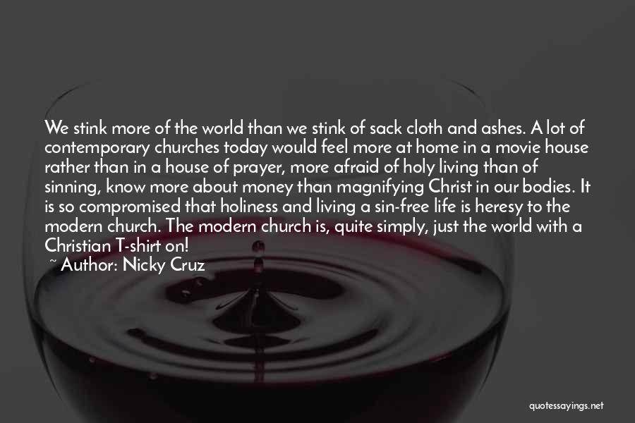 Come Home Movie Quotes By Nicky Cruz