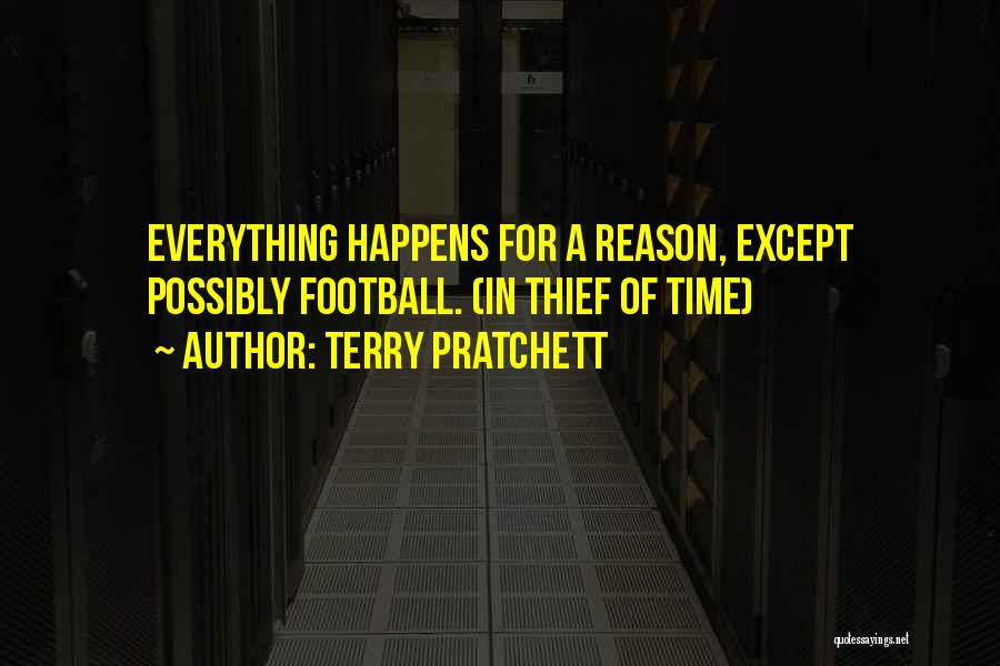 Come On England Football Quotes By Terry Pratchett