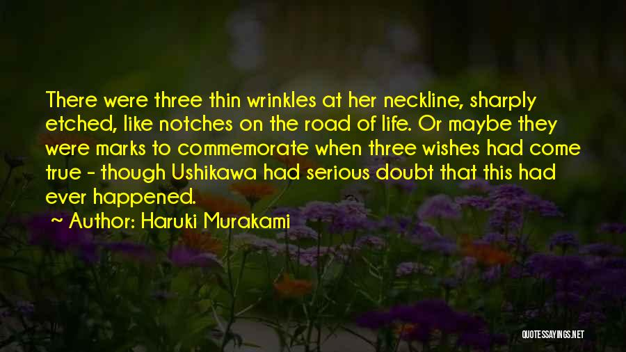 Commemorate Quotes By Haruki Murakami