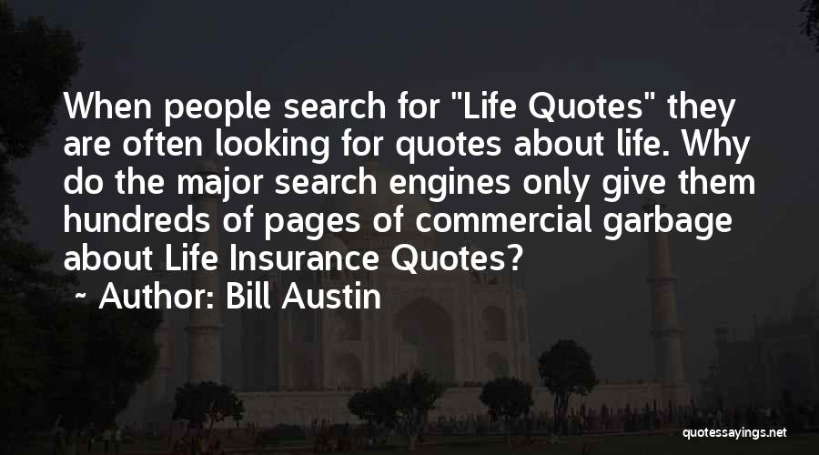 Commercial Insurance Quotes By Bill Austin