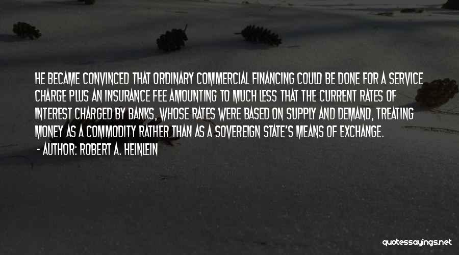 Commercial Insurance Quotes By Robert A. Heinlein