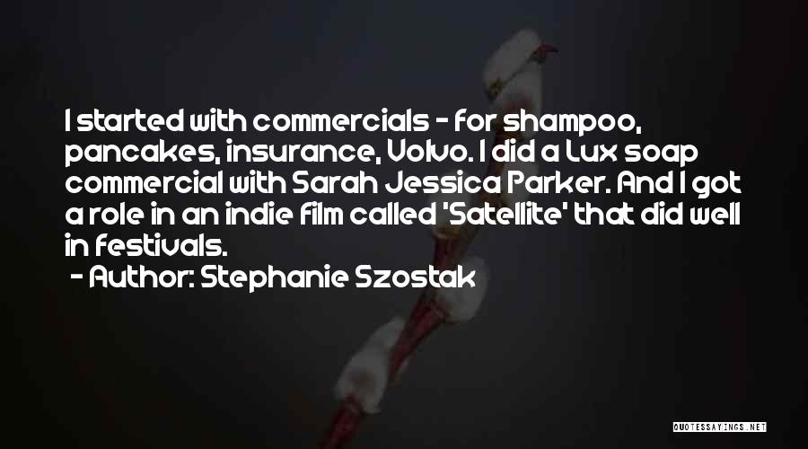 Commercial Insurance Quotes By Stephanie Szostak
