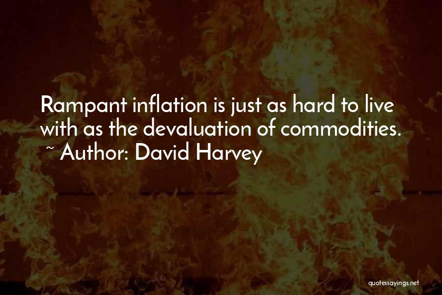 Commodities Live Quotes By David Harvey