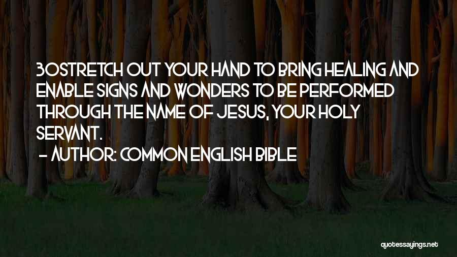 Common English Bible Quotes 2085065