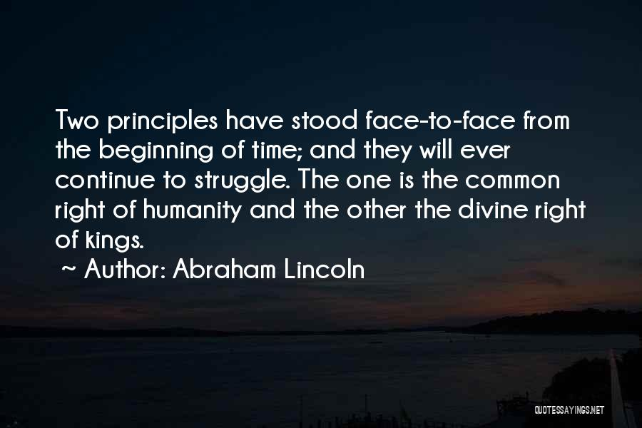 Common Humanity Quotes By Abraham Lincoln