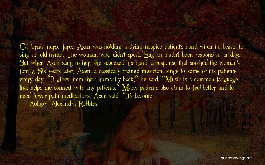 Common Humanity Quotes By Alexandra Robbins