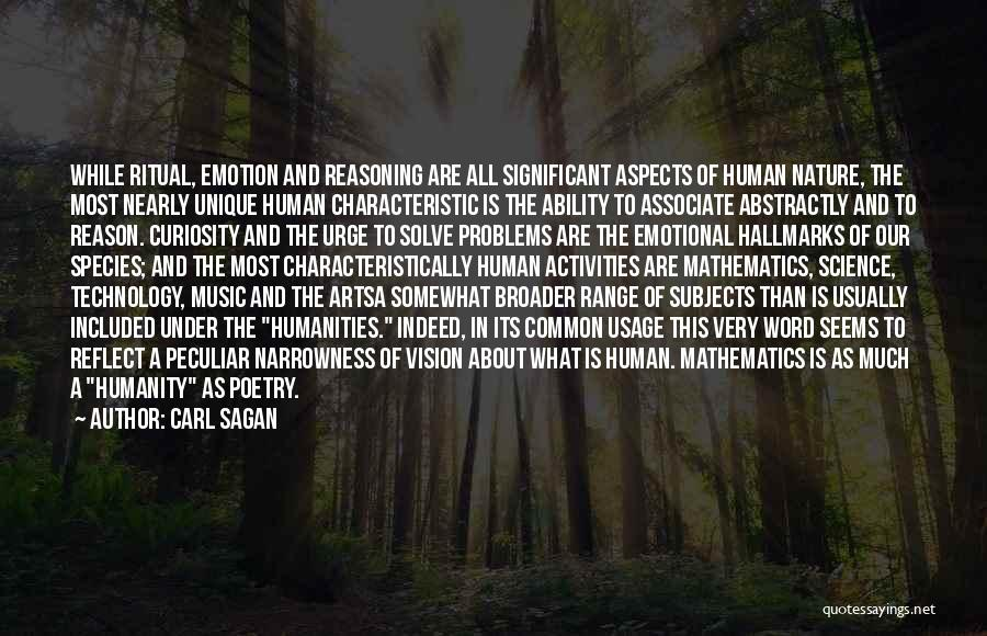 Common Humanity Quotes By Carl Sagan