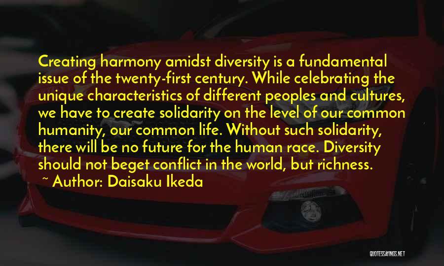Common Humanity Quotes By Daisaku Ikeda