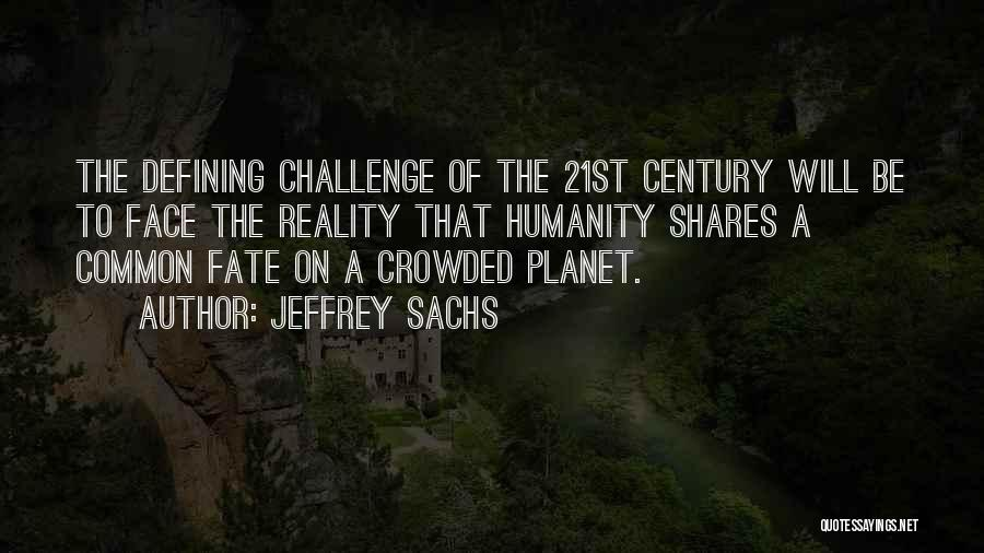 Common Humanity Quotes By Jeffrey Sachs